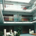 Projekt komfortowych wnętrz biurowych