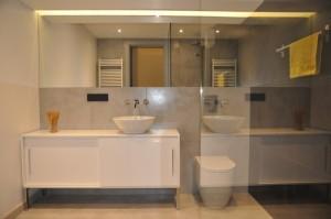 Łazienka - projekt wnętrz
