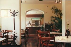 projekt restauracji San Marzano_Nowy Świat