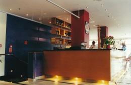Projekt wnętrz restauracji, Warszawa