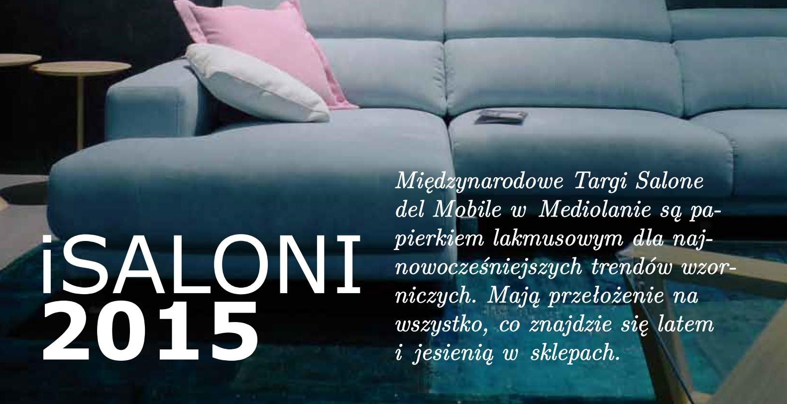 iSaloni 2015_Agata Słoma