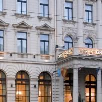 Projektowanie wnętrz hoteli – Grand Hotel