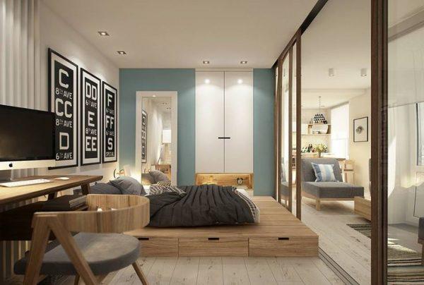 małe mieszkanie blog OMII