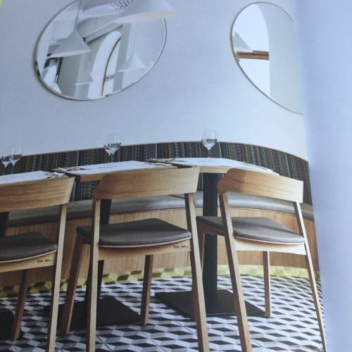 Krzesła do jadalni dla przyszłych pokoleń