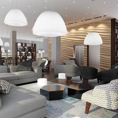 Projekt hotelu Agata Słoma