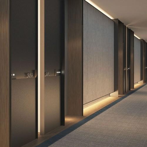 hotel korytarz