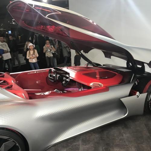 Renault Trezor na Home EXPO