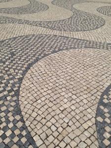 Bruk portugalski, zdjęcie: Agata Słoma