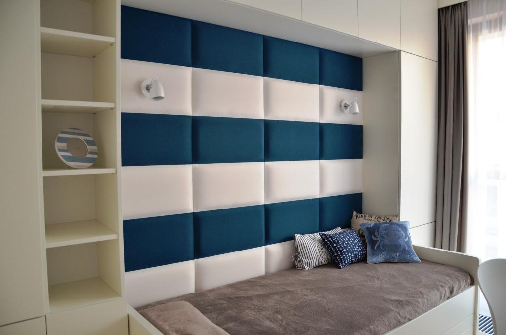 Ciepłe Wnętrze Mieszkania W Wilanowie Projektowanie