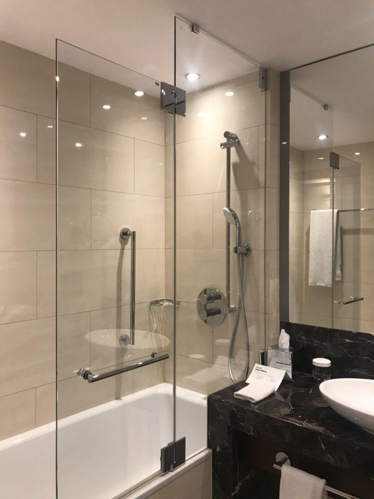 mieszkanie łatwe do sprzątania projekt łazienki architekt wnętrz Warszawa