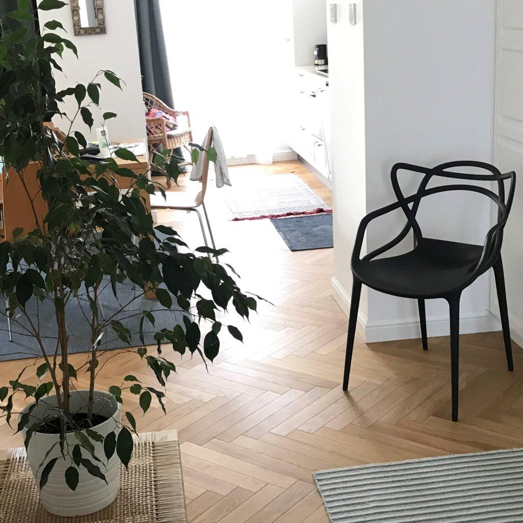 mieszkanie łatwe do sprzątania